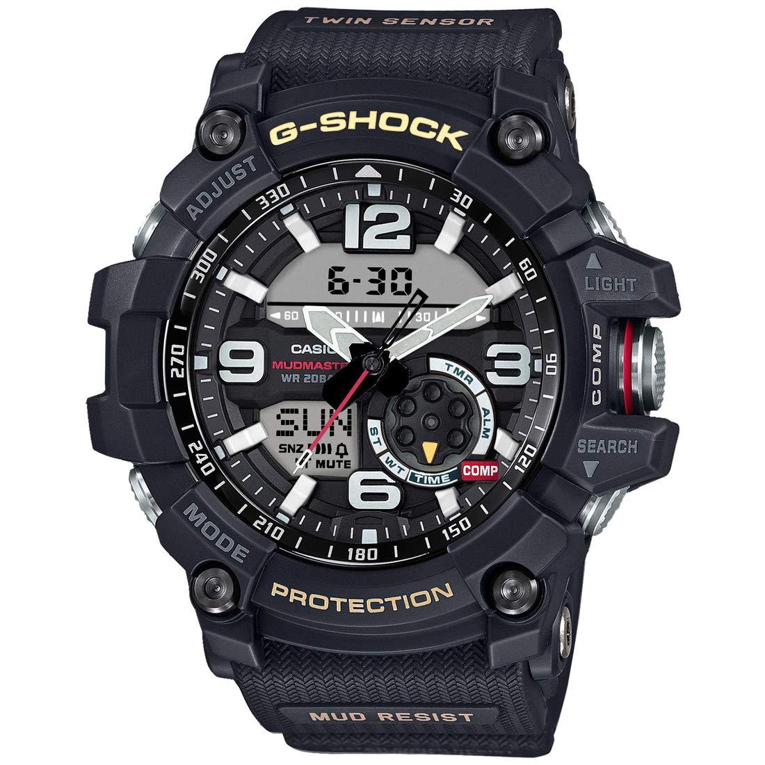 Casio De los hombres Watch G-SHOCK MUDMASTER Reloj GG-1000-1A