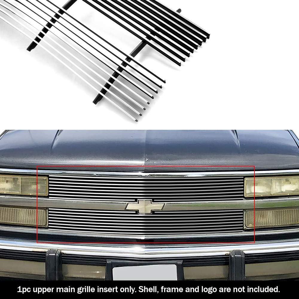 88-93 Chevy Silverado C1500//K1500 Chrome Plated Aluminum Bowtie Emblem Logo