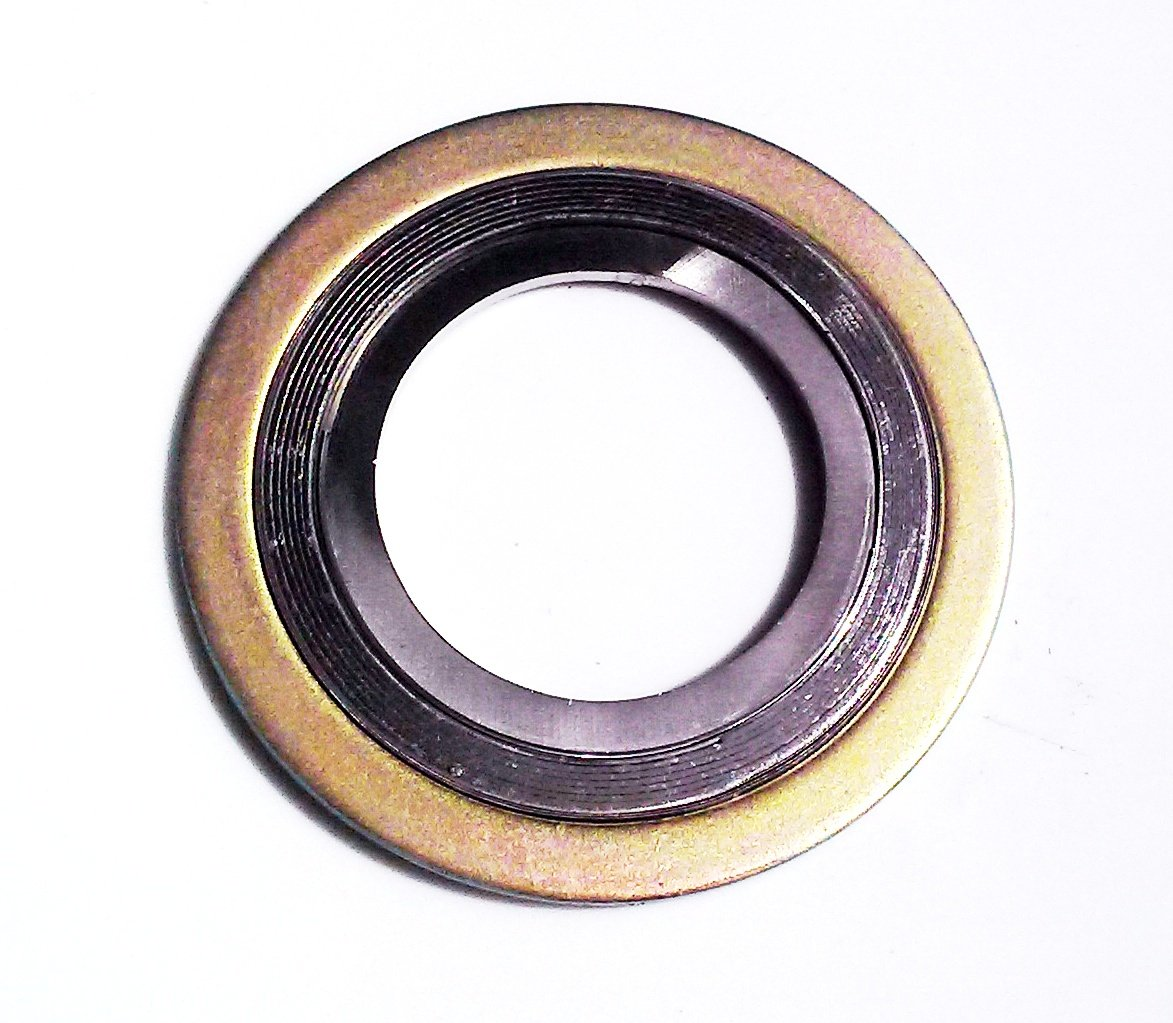 API 601  9000IR2316GR2500 Spiral Wound Gasket with 316SS Inner Ring Sterling Seal and Supply 2 Pipe Size x 2500# Class Flange x 316SS//Flexible Graphite 2 Pipe Size x 2500# Class Flange x 316SS//Flexible Graphite Assigned by Sur-Seal Inc
