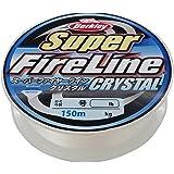 バークレイ  ライン スーパーファイヤーライン 150m クリスタル 0.8号12lb