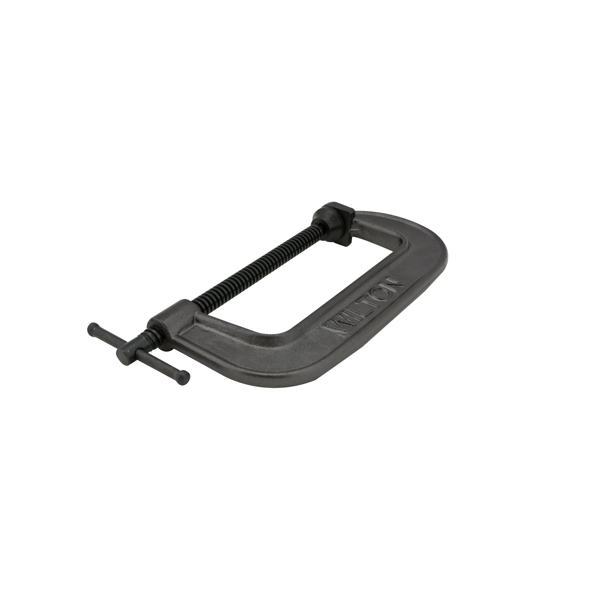 Wilton 22006 540A-8, 540A Series C-Clamp, 0-Inch-8-Inch Jaw Opening, 3-1/4-Inch Throat Depth