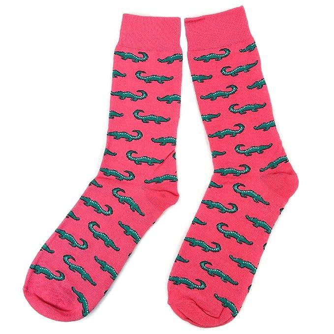 Amazon.com: Calcetines de corte redondo para hombre ...
