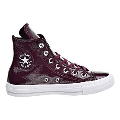 54017e5d237a Converse Chuck Taylor All Star High Top Women s Shoes Dark Sangria 557939c  (5.5 B(