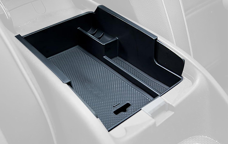 Console Armrest Storage Box Organizer Holder For Chevrolet Malibu 2016 2017