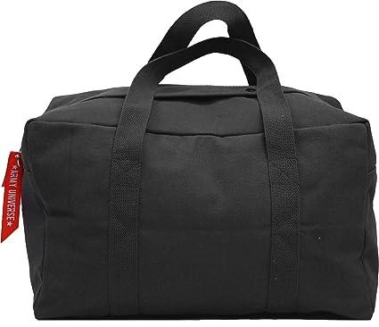 858bc28e0e84 Military Canvas Parachute Cargo Carry Bag - Small (19