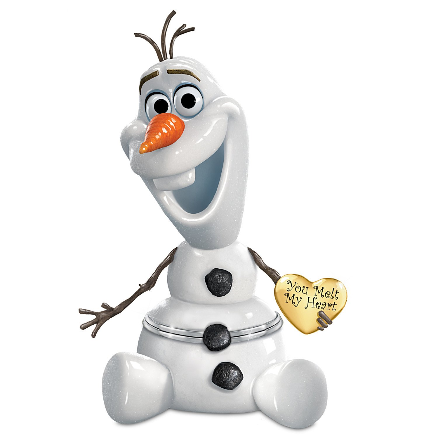【格安SALEスタート】 Disney FROZEN Olaf B00UGH9VQQ Porcelain Music Box: Exchange Granddaughter, Box: You Melt My Heart by The Bradford Exchange B00UGH9VQQ, ROOTWEB:e4085976 --- arcego.dominiotemporario.com