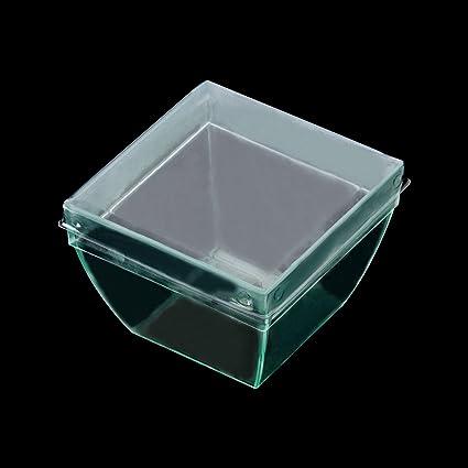 Tapa para : MB21. Caja de 200 uds. CMB21-100 degustaciones de aperitivos