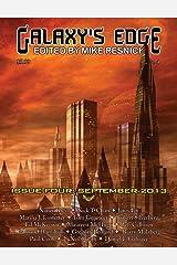 Galaxy's Edge Magazine: Issue 4, September 2013 Paperback