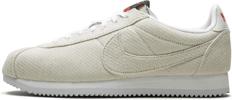 Seducir Socialismo Estado  Amazon.com | Nike Classic Cortez Qs Ud Mens Cj6107-100 | Fashion Sneakers