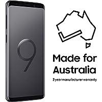 Samsung SM-G960FZKAXSA Galaxy S9 64GB Smartphone (Australian version), Midnight Black
