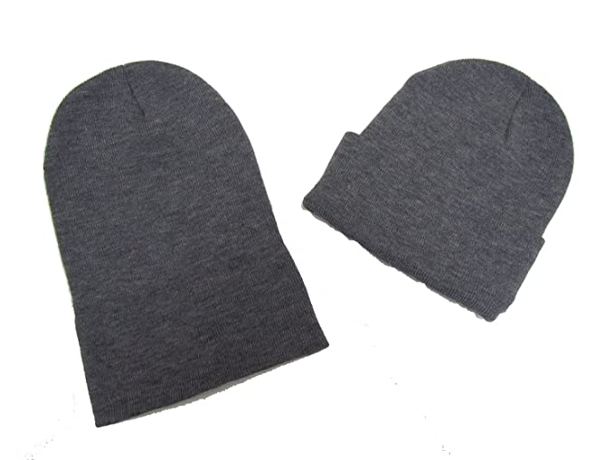 0f9ce278d16 Image Unavailable. Image not available for. Color  Black Friday  Cyber  Monday Deal! 2 Pack Knit Beanies ...