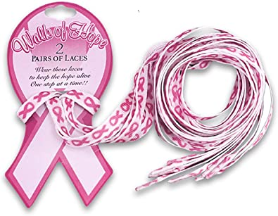 50 Pairs of Pink Ribbon Breast Cancer
