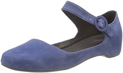 abbbc2a0e782 Camper Serena K200491-003 Flat Shoes Women Blue
