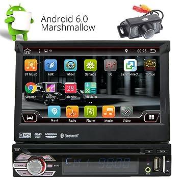2 GB de RAM Android 6.0 Autoradio Solo Radio