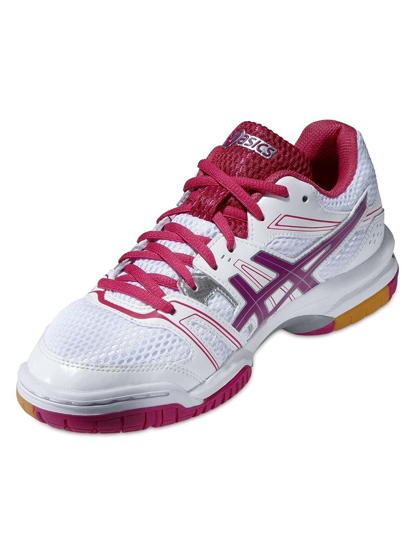 Asics Gel-Rocket 7, Chaussures de Volleyball Femme B455N
