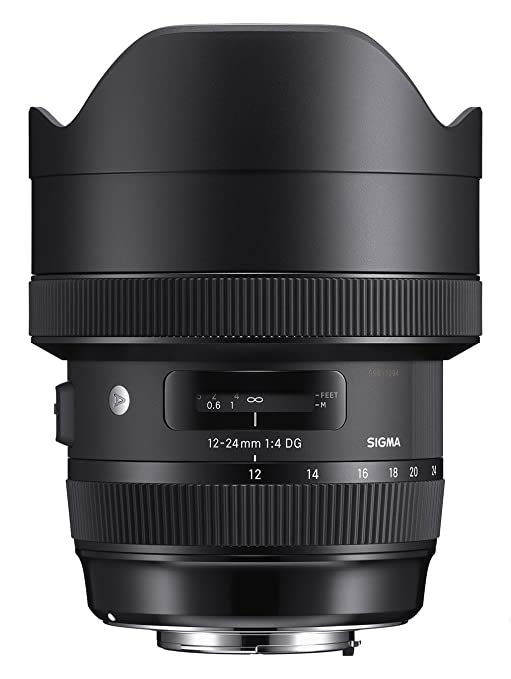 Review Sigma 12-24mm f/4 DG
