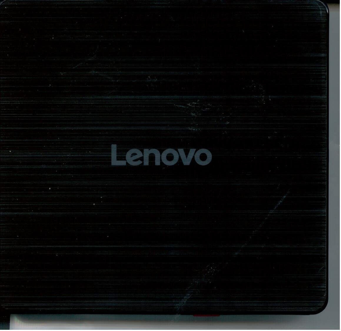 Lenovo GP60NB60 External USB Portable DVD Burner