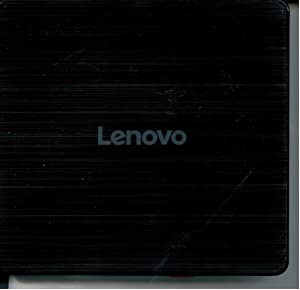 Lenovo GP60NB60 External USB Portable DVD Burner