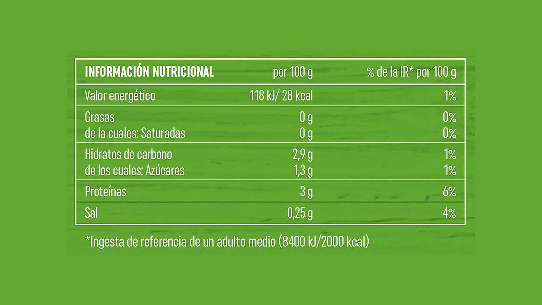 Espinaca Picada 600 gr: Amazon.es: Alimentación y bebidas