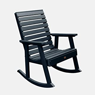 product image for highwood AD-RKCH2-FBE Weatherly Rocking Chair, Federal Blue