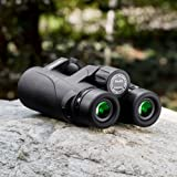 QUNSE Binoculars Compact, 8X42 High Definition