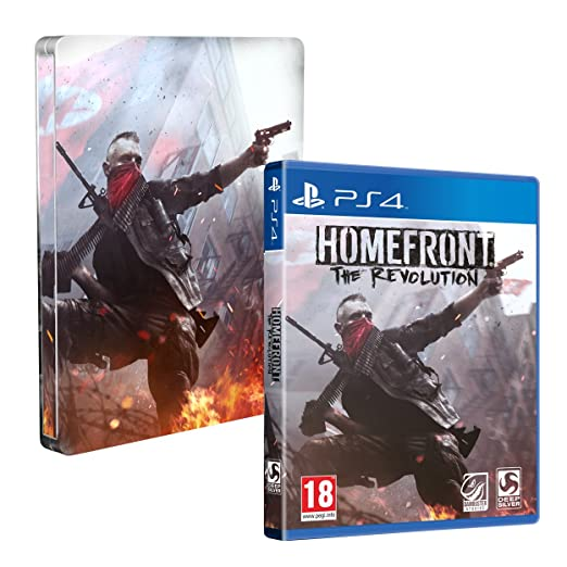 14 opinioni per Homefront: The Revolution, Edizione Esclusiva Amazon con Steelbook- PlayStation