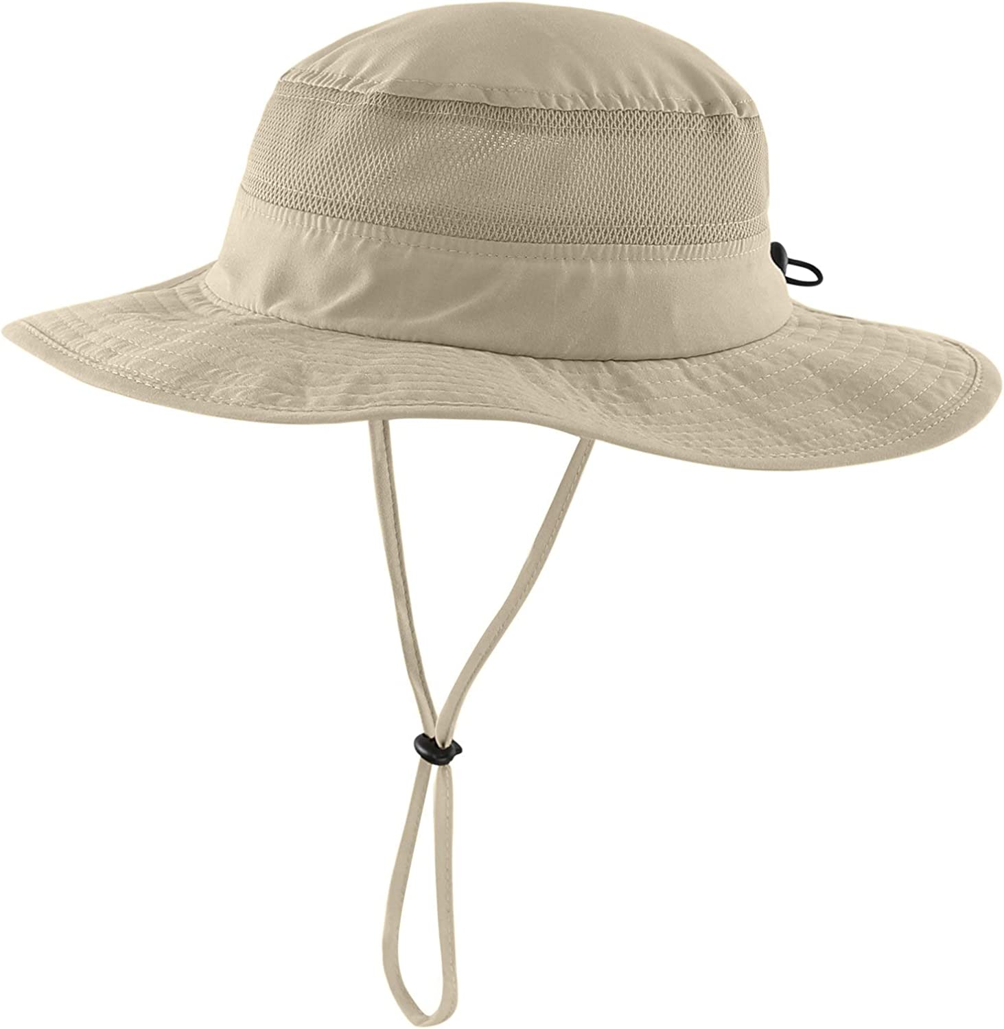 Connectyle Kids Boys UV Sun Protection Hat for Hiking Breathable...