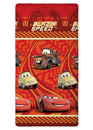 drap housse 90x200 cars Drap housse Disney Cars