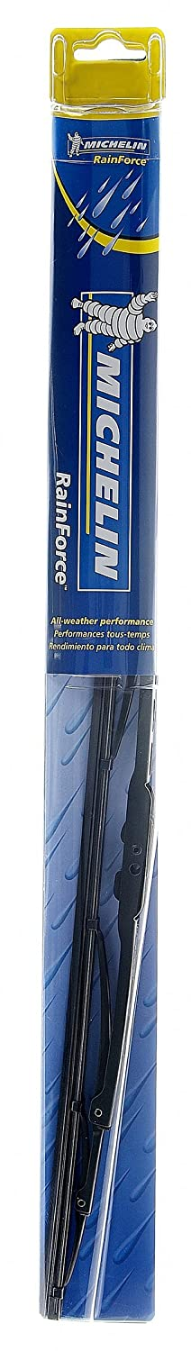 Michelin 3724 RainForce All Weather Performance Wiper Blade, 24' (Pack of 1) 24 (Pack of 1)