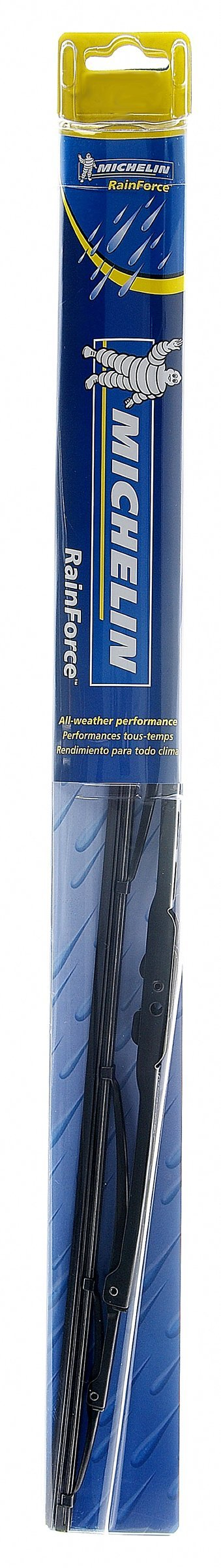 Michelin 3728 RainForce All Weather Performance Windshield Wiper Blade, 28'' (Pack of 1)