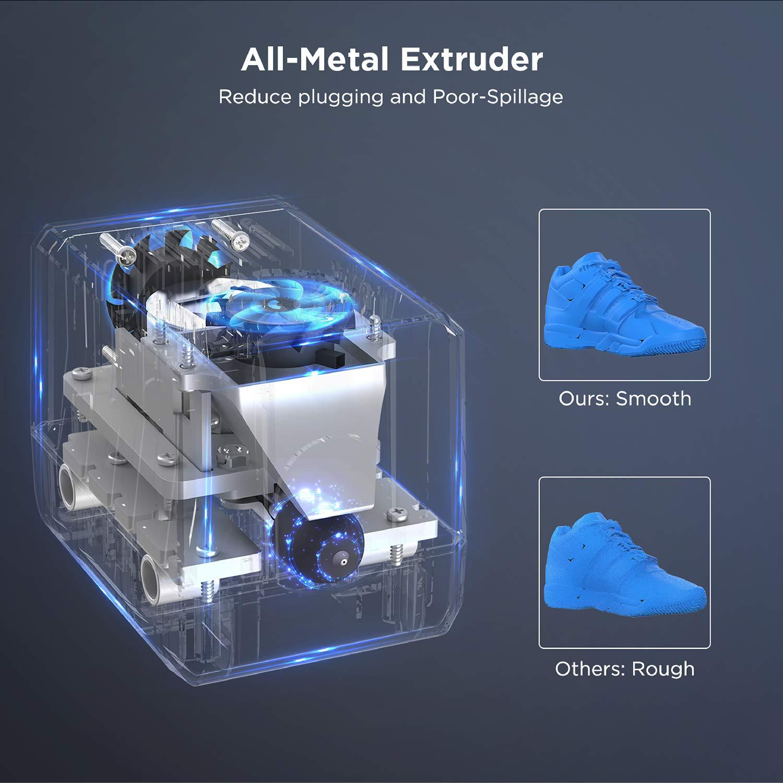 LABISTS Mini impresora 3D con placa de construcción magnética ...