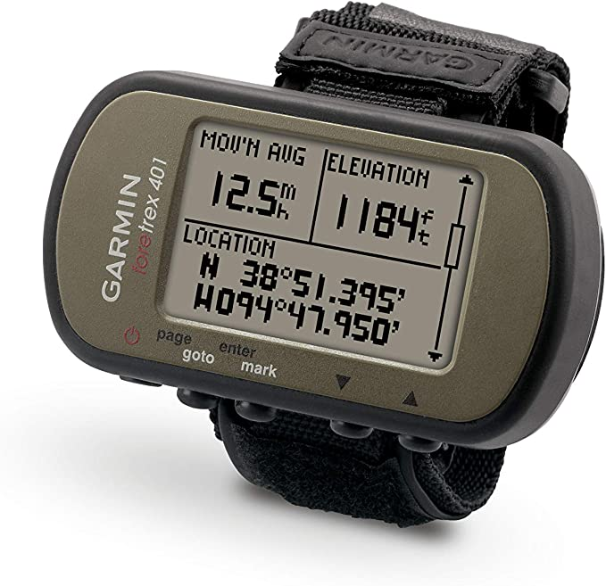 Garmin Foretrex 401 Waterproof GPS