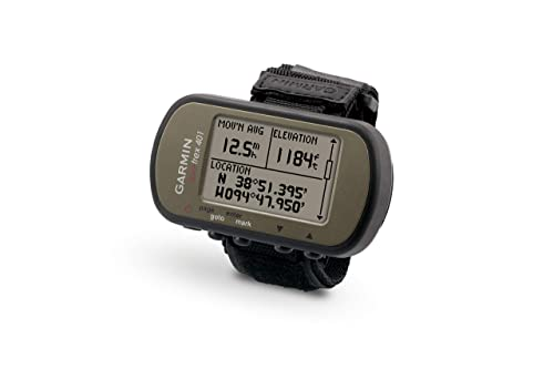 The Garmin Foretrex 401 Waterproof Hiking GPS