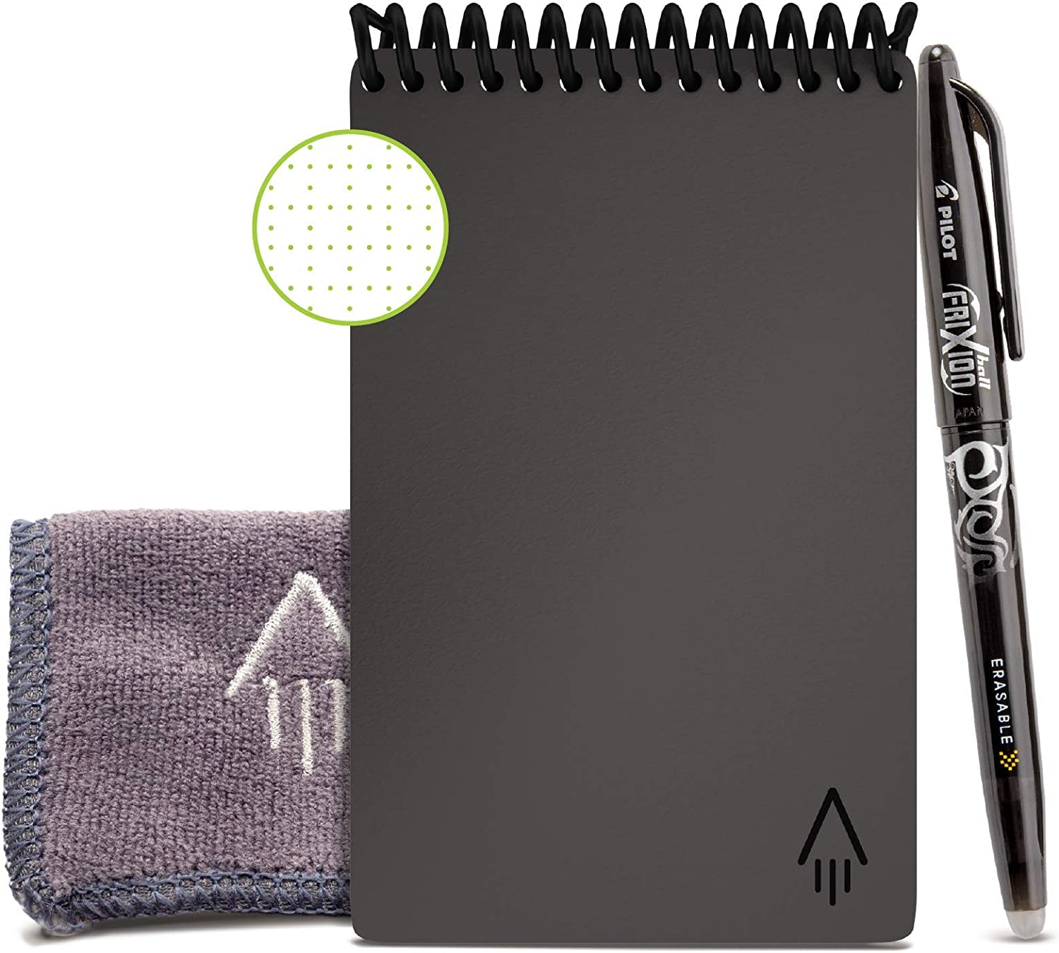 Rocketbook Everlast Mini Smart Reusable Infini gris