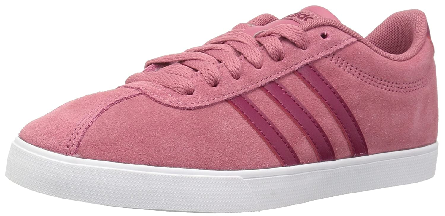 adidas Originals Women's Courtset Sneaker B077XBW6PM 11 M US|Trace Maroon/Mystery Ruby/Mystery Ruby