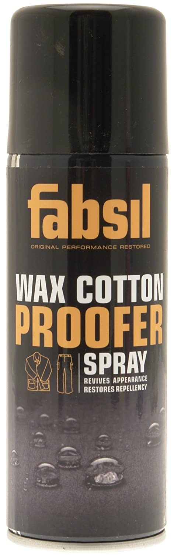 Fabsil vestimenta Wax Cotton Pflege - 200 ml Spray Grangers GRFAB35