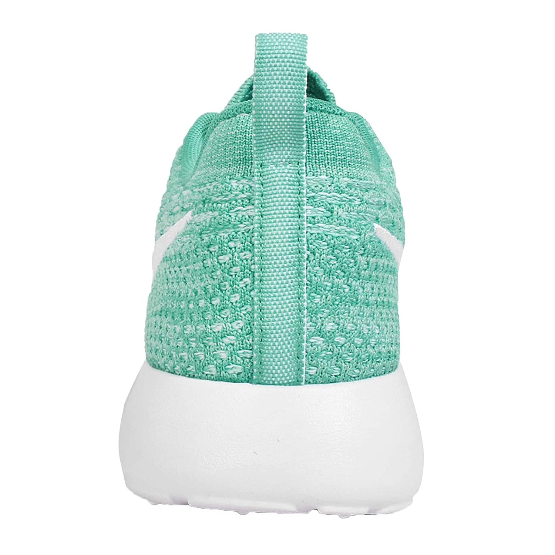 NIKE Womens Roshe One Flyknit Flyknit Colorblock Running Shoes B01M2VJB8Z 8.5 B(M) US|Blue