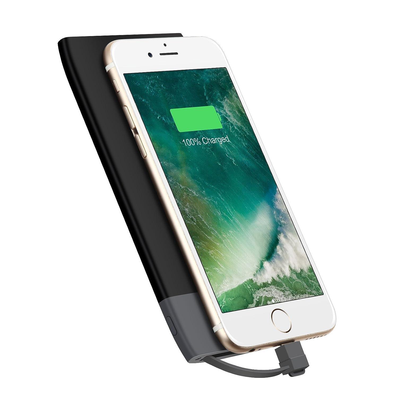 Amazon.com: Cargador de batería externa universal magnético ...