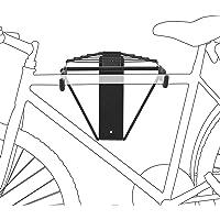Relaxdays 1 – 2 bisiklet için bisiklet tutucu, duvara monte etmek için bisiklet tutucu, maks. 50 kg, Y x G x D 32 x 30 x…