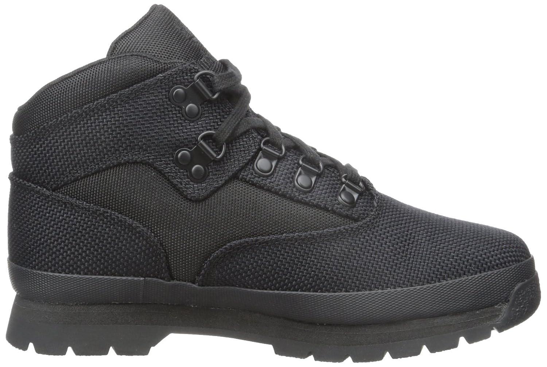 Amazon.com | Timberland Euro Hiker Mid Fabric Chukka Boot (Little Kid/Big  Kid), Olive, 5 M US Big Kid | Boots
