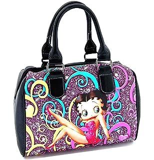 29eeb661cc34 Betty Boop Signature Product Women s Betty Boop™ Satchel BP2082
