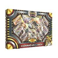 POKEMON SET KOMMO-O GX in ITALIANO