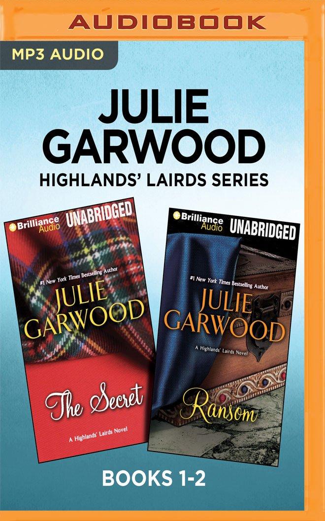 Julie Garwood Highlands Lairds Series Books 1 2 The Secret
