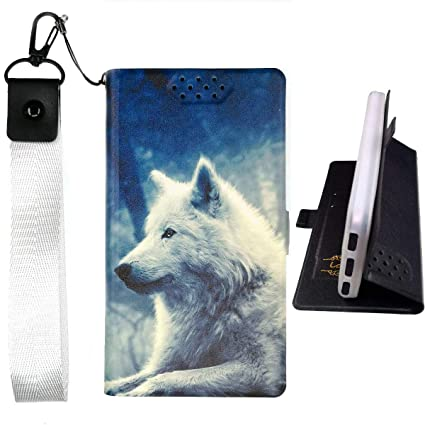 Lovewlb Case for Assurance Wireless ANS UL50 L50 AL50 Cover Flip PU Leather  + Silicone case Fixed Lang