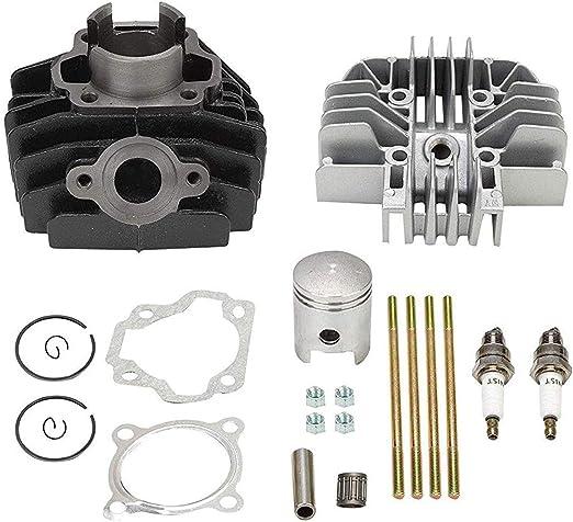 Cylinder Head Base Gasket Kit For 1983-2006 Yamaha Y-Zinger PW80 BW80 Big Wheel