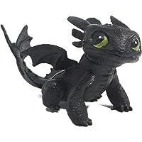 MINGZE Dragons, como Entrenar a tu dragón, Q Versión Muñeca sin Dientes Nightingale, Adulto Niños Juguete Adornos de…