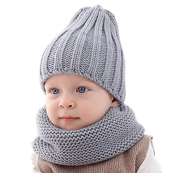 Clothing - Baby Gorro y Gorra para bebé Unisex, Conjunto de Gorro ...