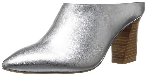 366d579fc32 The Fix Women s Celeste Pointed-Toe Block-Heel Mule  Amazon.ca ...