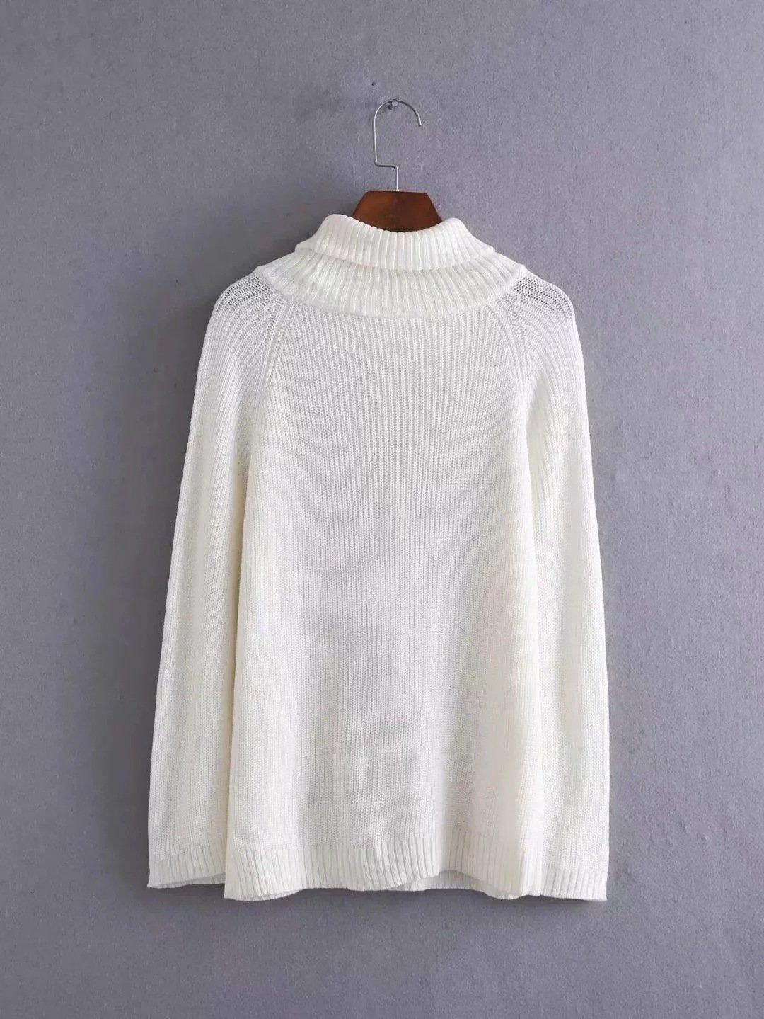 SZYL-Sweater Las Mujeres de Invierno Europa y los Estados Unidos ...