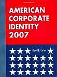 American Corporate Identity, David E. Carter, 0061137421